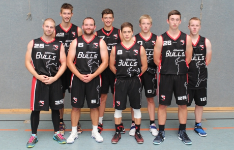 Wismar Bulls Herren punkten