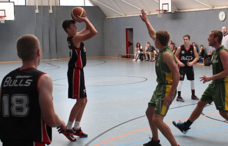 Wismar Bulls im Landespokal