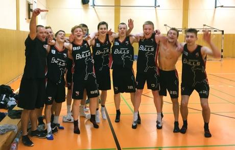 Wismar Bulls qualifizieren sich für die Finalrunde zur Norddeutschen Meisterschaft