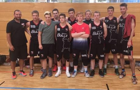 U20 bei der Norddeutschen Meisterschaft